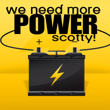 We Need More Power Scotty_Title