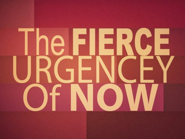 the fierce urgency of now gaines church